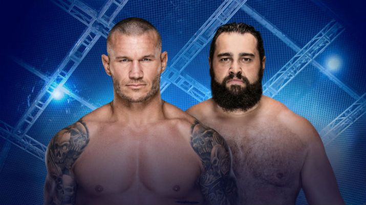 Preview and Predictions WWE Hell In A Cell 1082017 Randy Orton Rusev