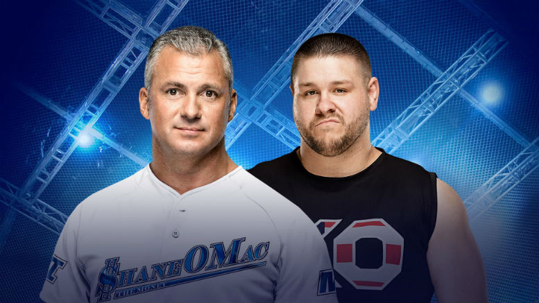 Preview and Predictions WWE Hell In A Cell 1082017 Shane McMahon Kevin Owens