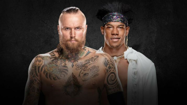 Preview & Predictions: NXT Takeover: War Games, Aleister Black, Velveteen Dream