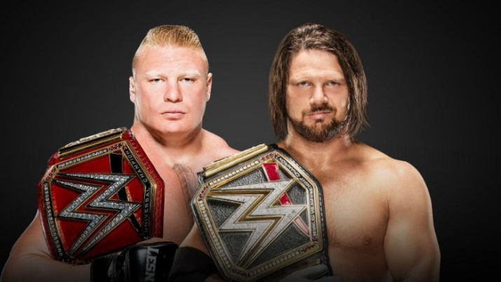 Preview & Predictions: WWE Survivor Series, Brock Lesnar, AJ Styles