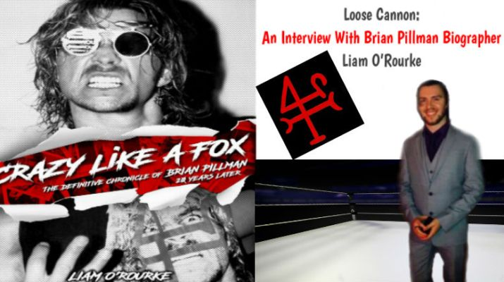 Loose Cannon: An Interview With Brian Pillman Biographer Liam O'Rourke