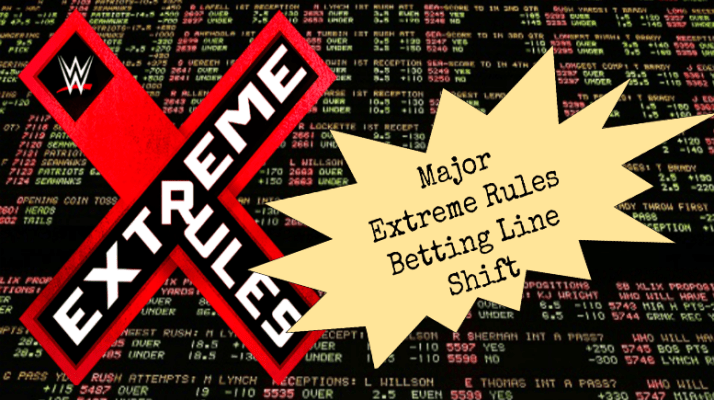 Latest Extreme Rules Betting Odds Point To Major Surprises