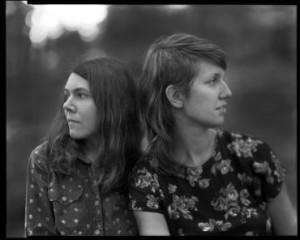 Anna and Eliz