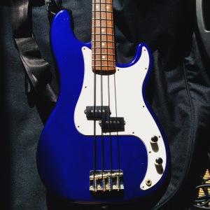 Fender Precision Bass; P-Bass; Tomcat