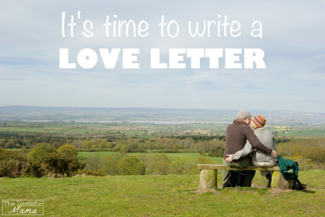رسالة حب إلى زوجي