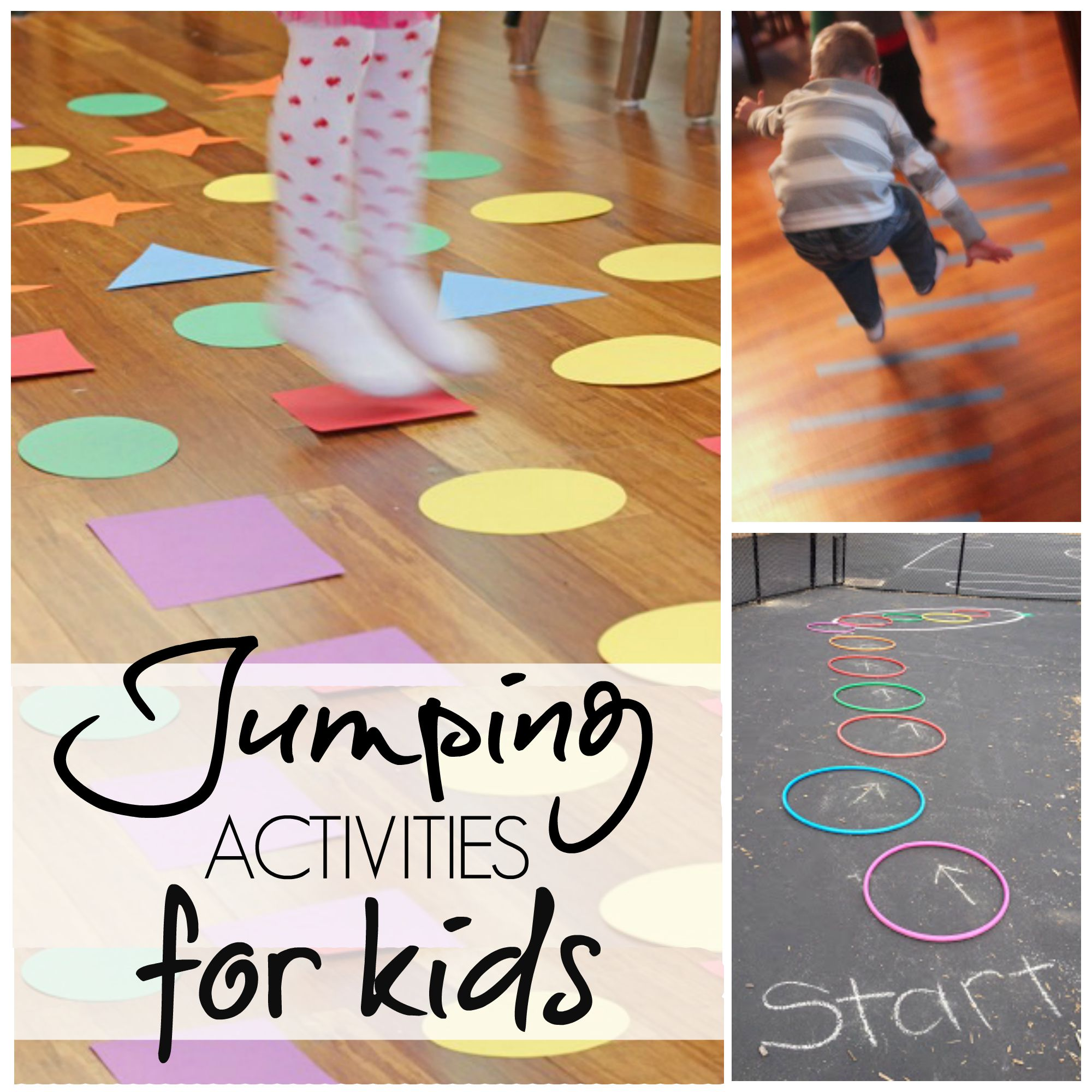 10 Jumping Activities For Kids
