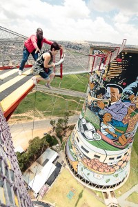 Bucket List to 40 - Orlando Towers jump done