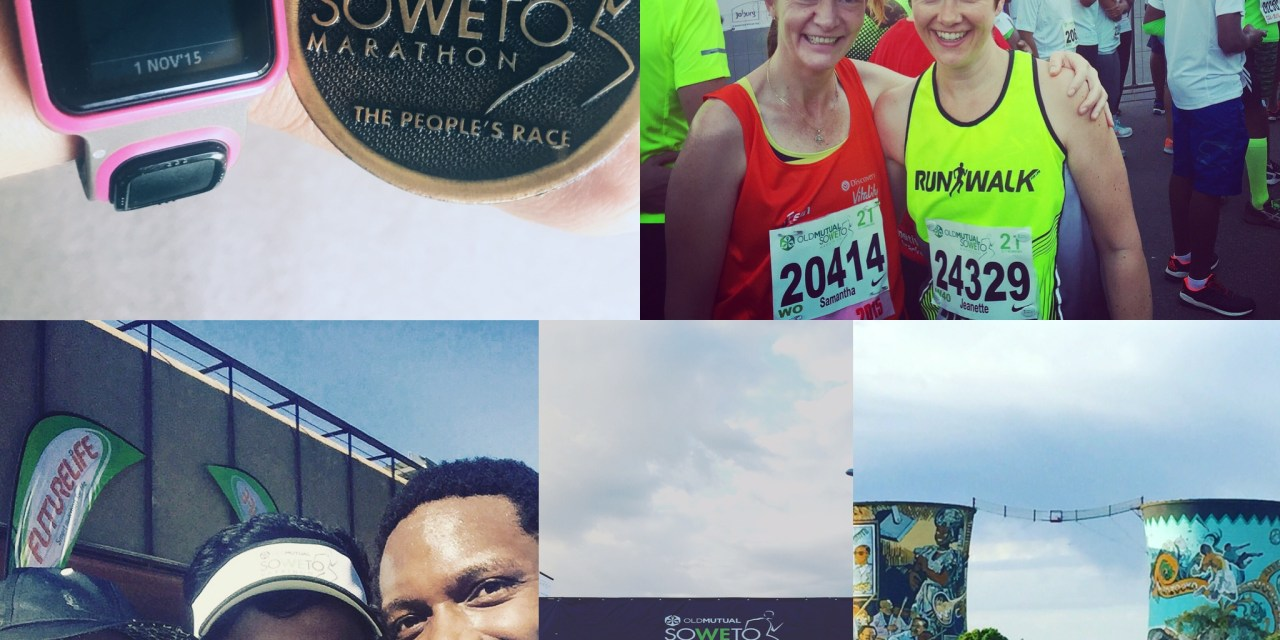 10 things I learnt running the Soweto half marathon