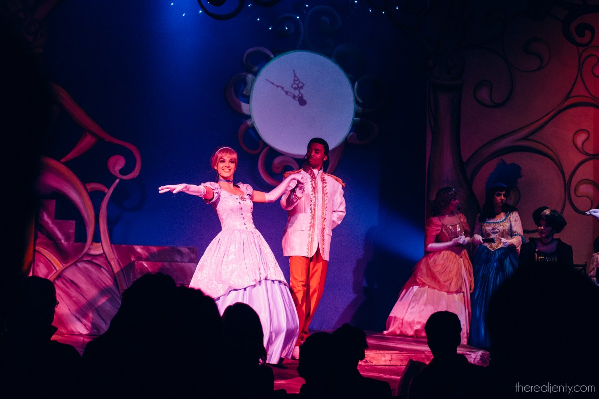 Cinderella Kids at Peoples Theatre