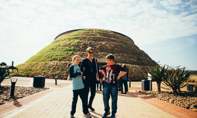A day out at Cradle of Humankind