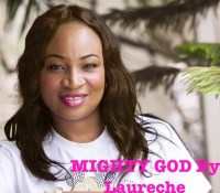 Mighty God by Laureche (song)