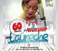 60 minutes of Worship with Laureche