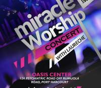 2018 Miracle Worship Concert with Laureche Official Promo Video