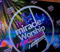 Pictures from the just concluded 2018 Miracle Worship Concert with Laureche