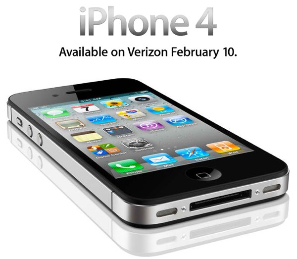 The Verizon iPhone