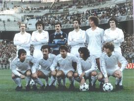 Resultado de imagen de real madrid UEFA 81-82