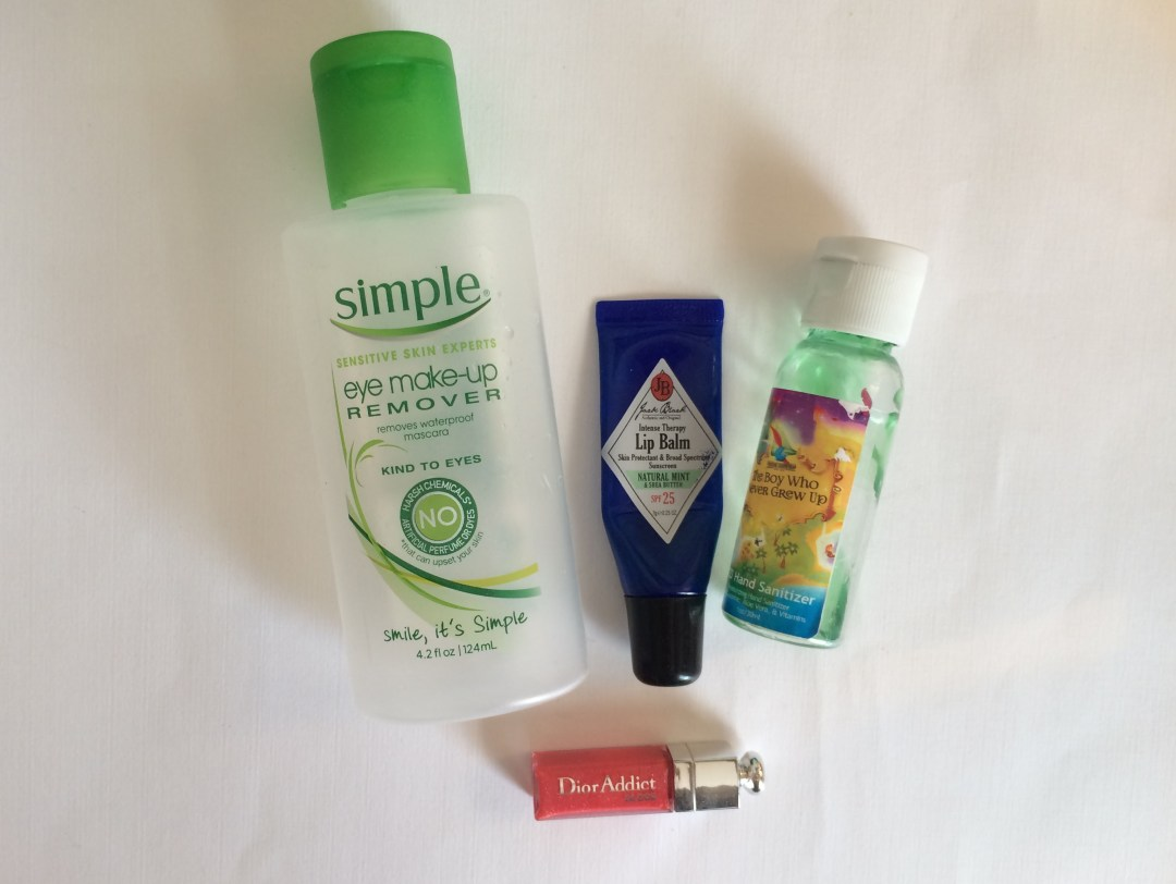March Empties Misc. | The Rebel Planner