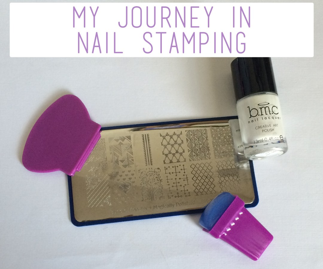 My Journey in Nail Stamping Overview | The Rebel Planner