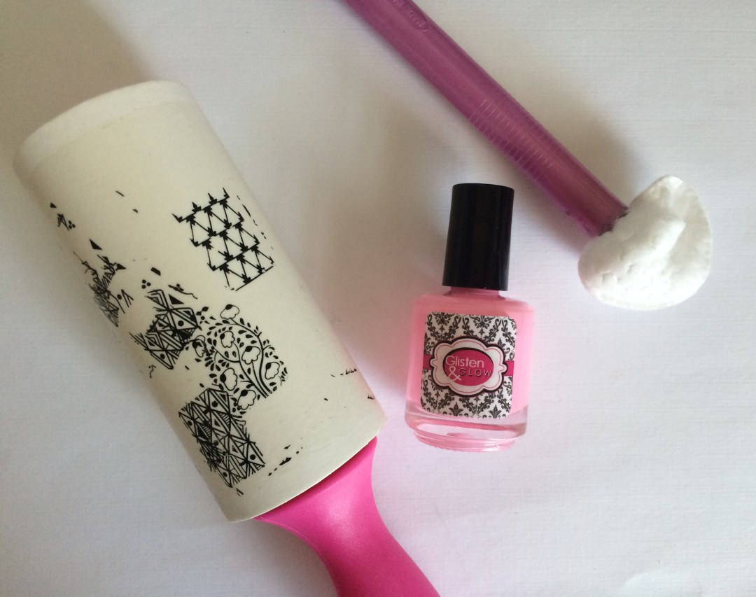 Nail Stamping Accessories | The Rebel Planner