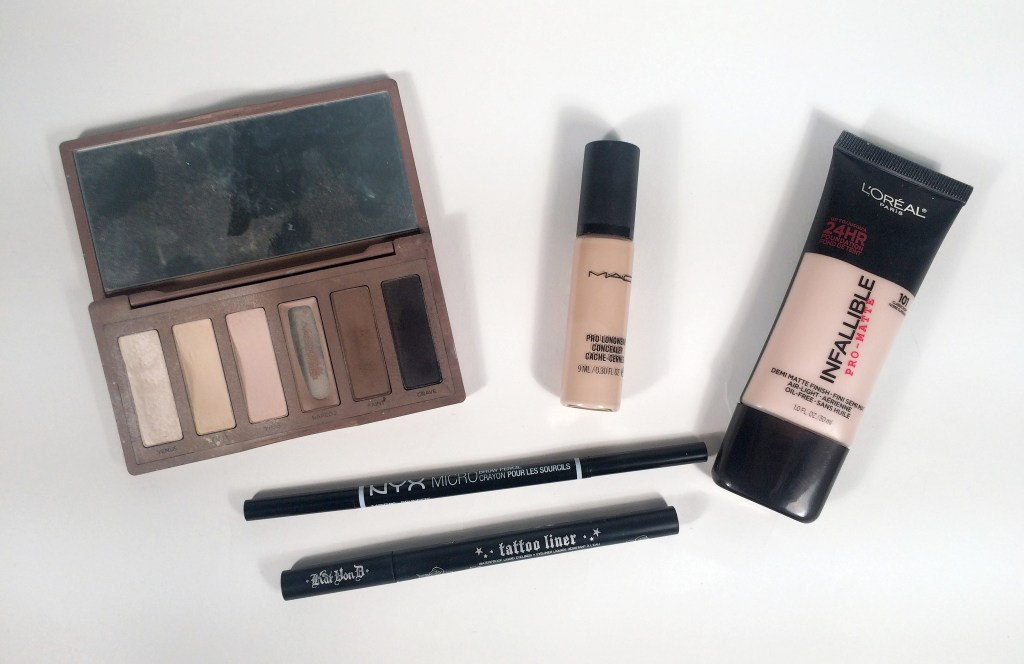 My Makeup Staples | The Rebel Planner