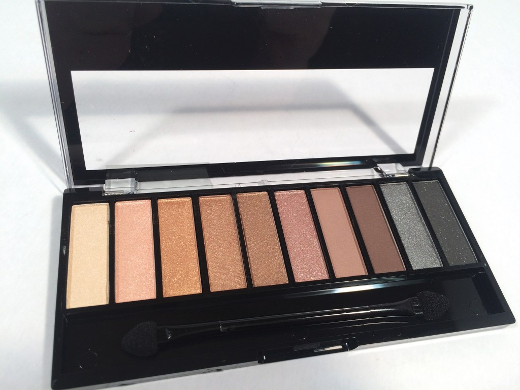 Wet n Wild Au Naturel Palette Review