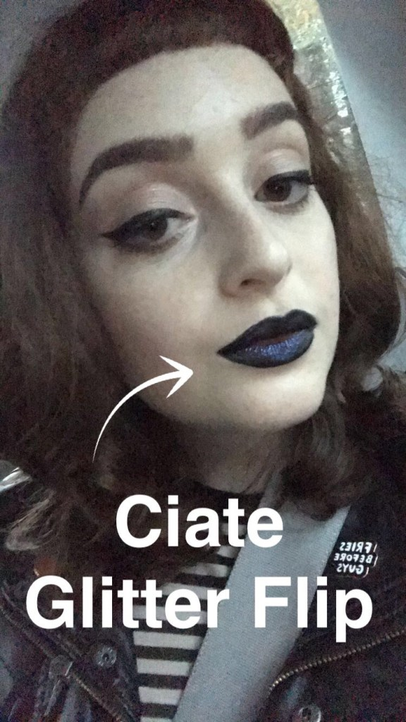 Ciate Glitter Flip Review