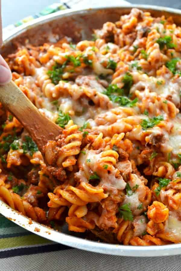31+ Quick Ground Beef Recipes -- easy, family-friendly ...