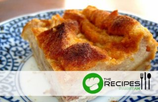 Old-Fashioned Bread Pudding Recipe