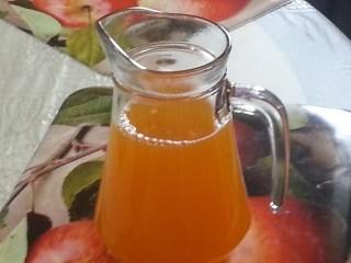Homemade Orange Squash