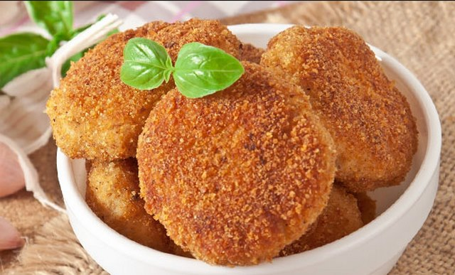 How to Make Macaroni and chicken Cutlets