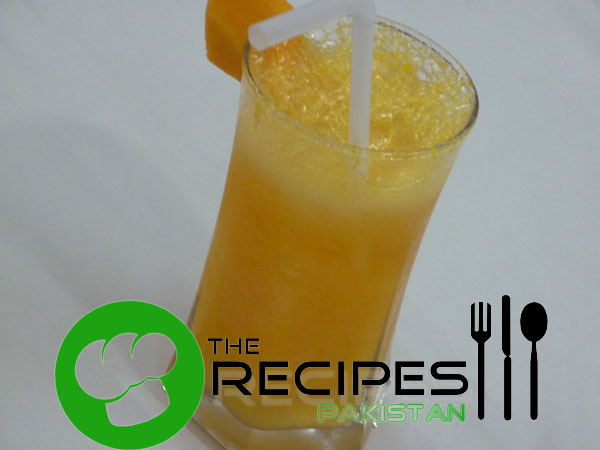 How to Make Mango Soda