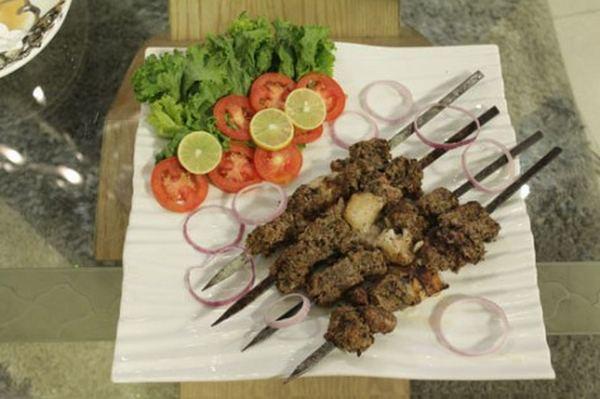 Homemade Afghani Boti
