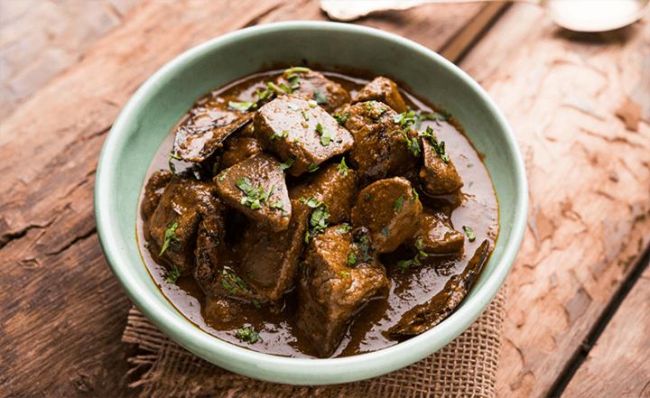 How to Make Mutton Liver - Kaleji