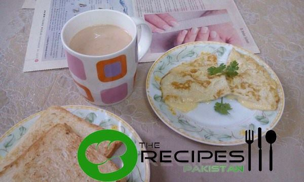 Cheese Omelette Recipe | Pakistani Food Recipes
