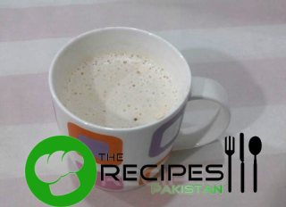 Easy Frothy Coffee Recipe
