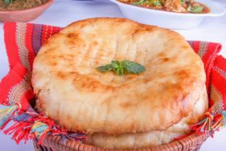 Taftan Bread Recipe