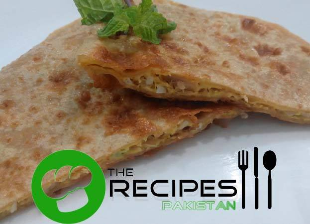 Egg and Cheese Paratha #Egg andCheeseParatha