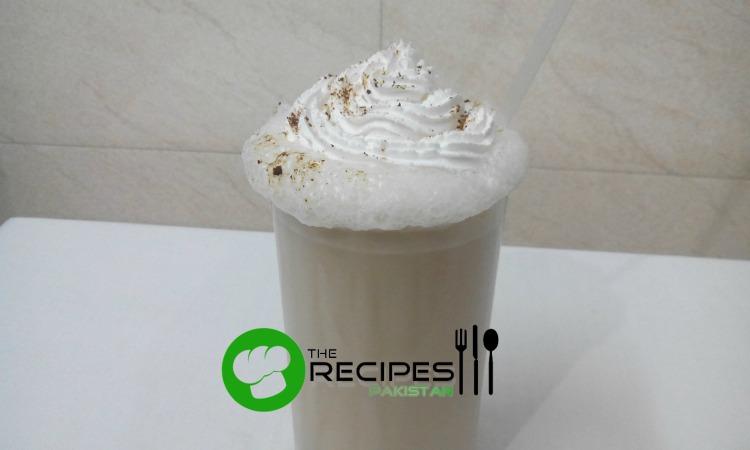 Easy Frappuccino