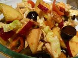 Easy Fresh Fruit and Vegetable Curry