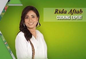 Chef Rida Aftab