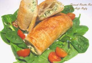 How to Make Spinach and Ricotta Rolls