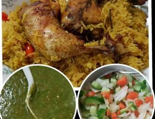 Chicken Mandi Recipe