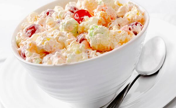 Best Cream Salad