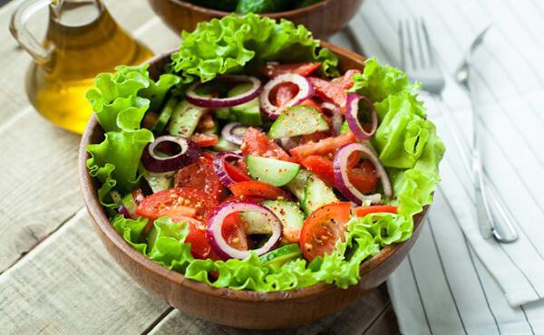 Quick Salad Recipes