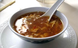 Quick Hot and Sour Soup Recipe