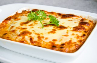 Easy Bread Lasagna Recipe
