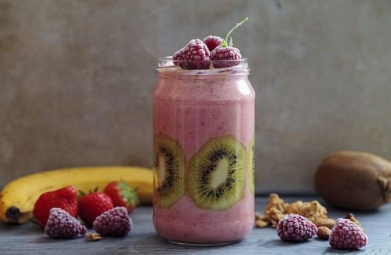 Mix Fruit Smoothie Recipe