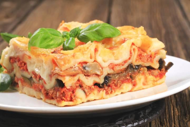Homemade chicken lasagna recipe