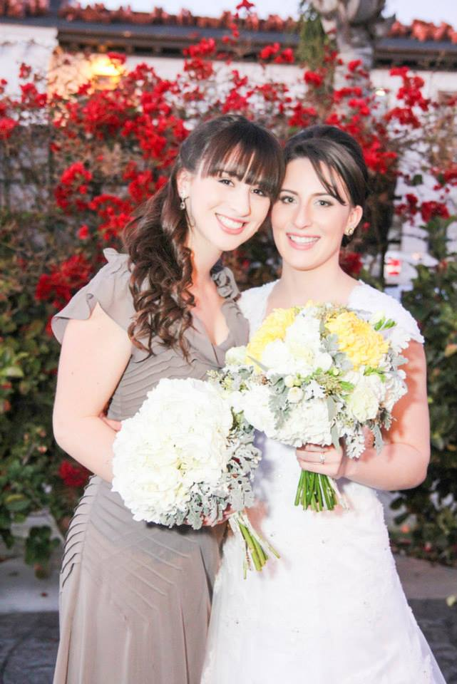 Our two beautiful daughters, Jackie and Alyssa