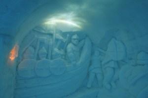icehotel carvings